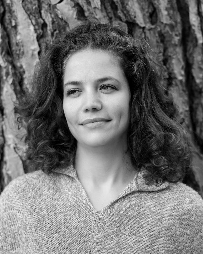 Anna Solyom - a craniosacral therapist