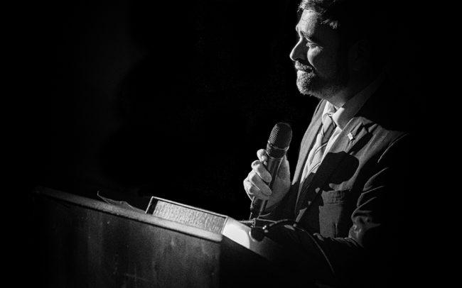 Mr. Toni Florido, President of Acai Association