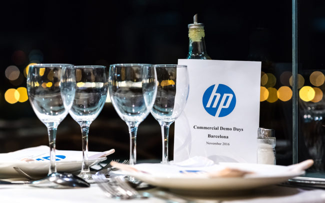 HP Dinner