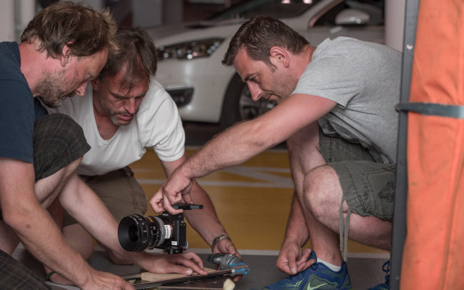 Making of - film production for Yazaki automobile wiring manufacturer